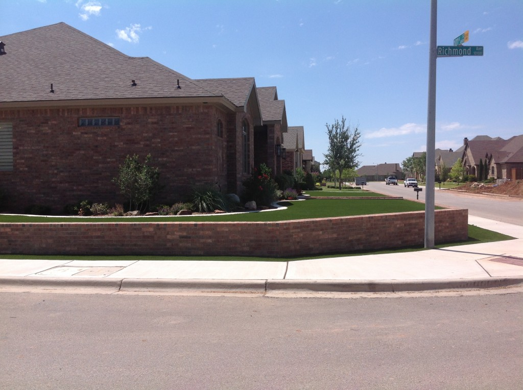 Clark's Front Yard | Greener Grass, Even in a Drought | STI