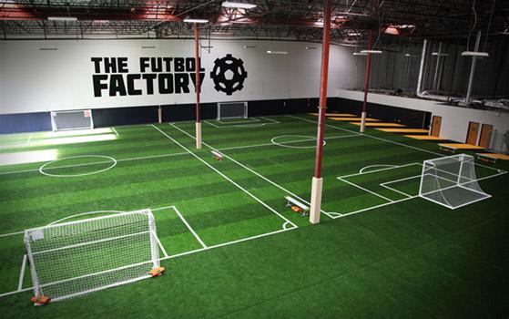 indoor sports turf | STI