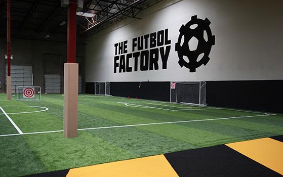 Futbol Factory | Indoor Sports Turf | STI